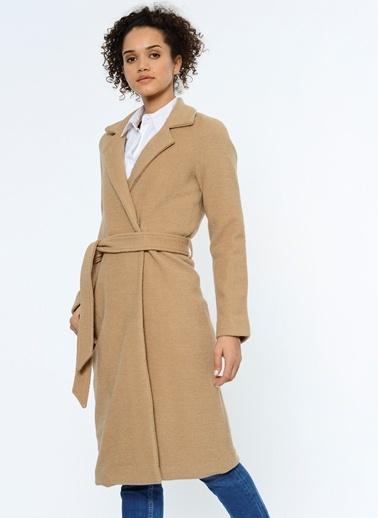 Palto | Yarı Dar Kalıp-Mavi
